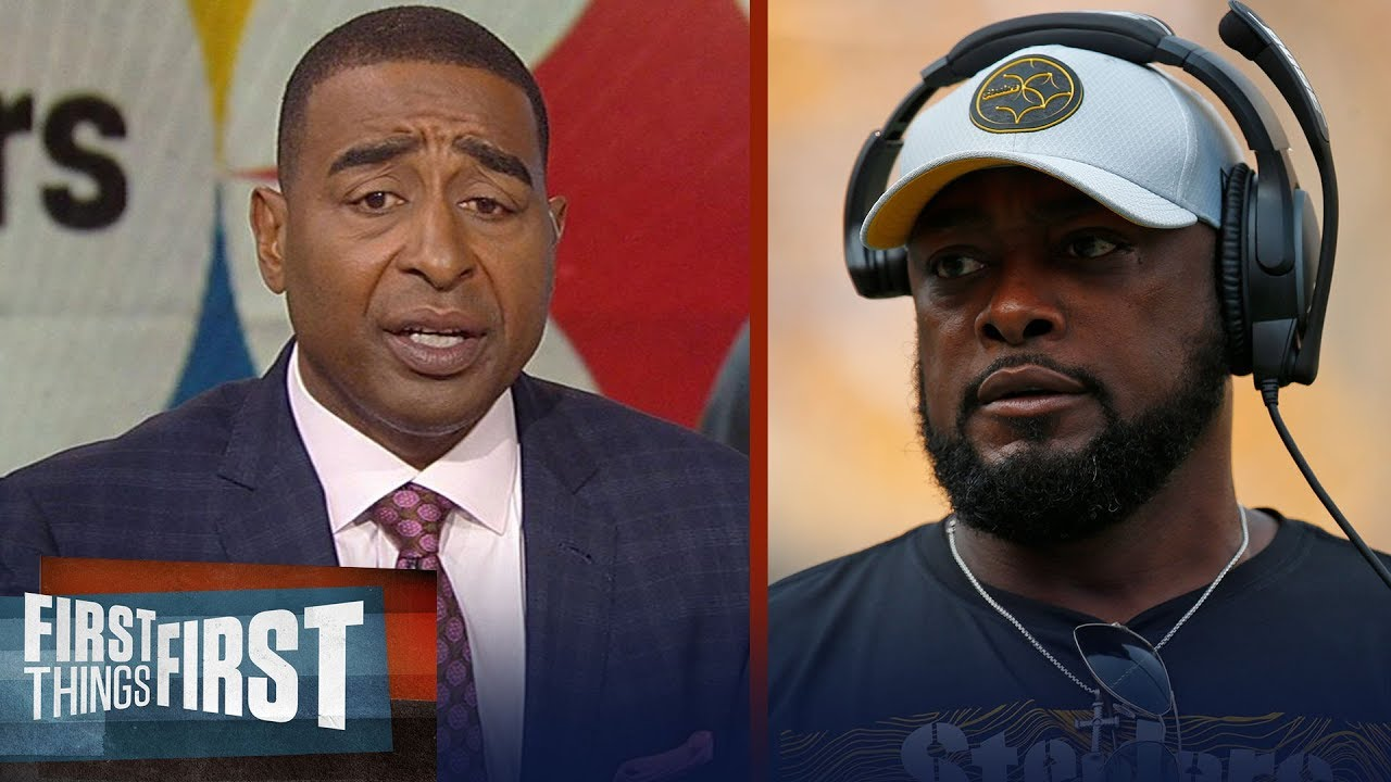Has Mike Tomlin lost control of the Steelers? Nick and Cris discuss | NFL | FIRST THINGS FIRST