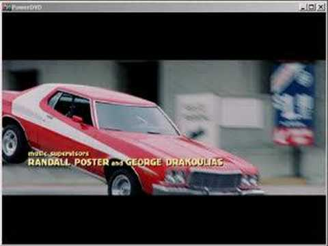 Starsky and Hutch Aerosmith Sweet Emotions