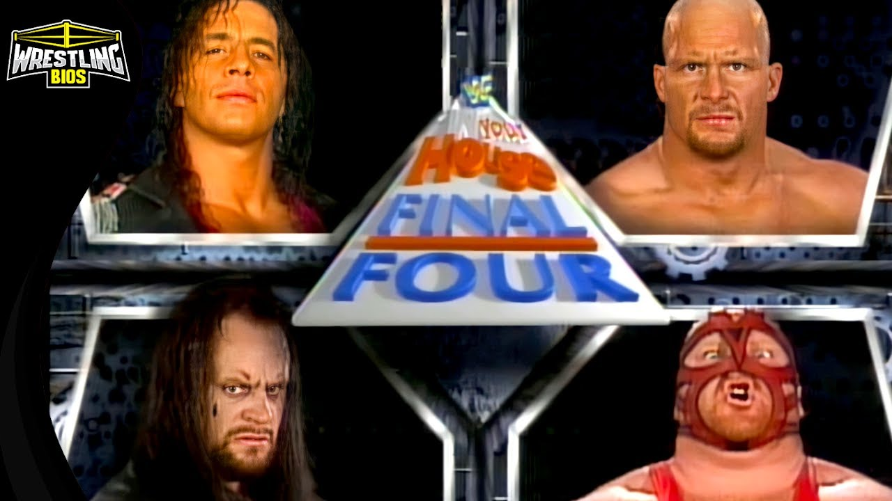 """WWF In Your House 13 """"Final Four"""" - The Reliving The War PPV Review"""