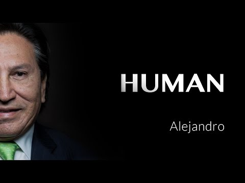Alejandro's interview - IRELAND - #HUMAN