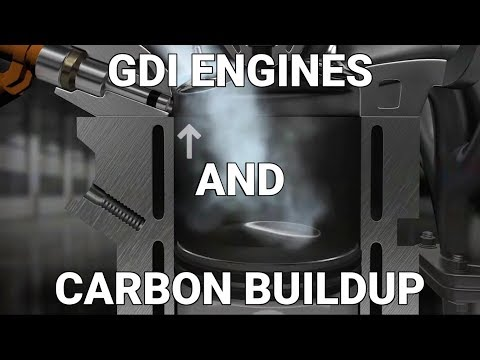 GDI Engines and Carbon Deposits   Know Your Parts