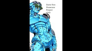 Stone Free Showcase - Project Jojo - Roblox