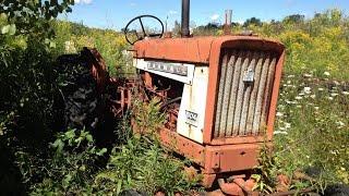 Farmall 504 Restoration