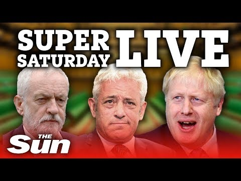 Brexit Super Saturday | Parliament LIVE