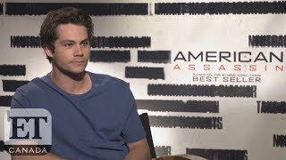 Dylan O'Brien Talks 'American Assassin', 'Maze Runner' Stunt Injury