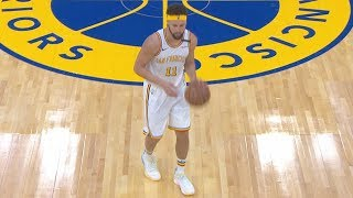 Klay Thompson Shooting! Warriors Nuggets Go to OT! 2019-20 NBA Season