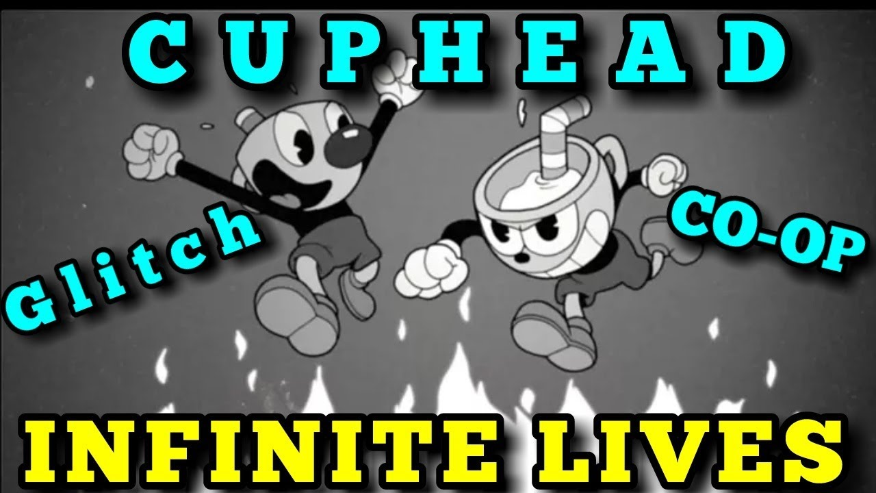 how to get infinite lives in cuphead