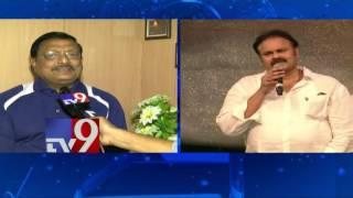 Yandamoori reacts to Naga Babu comments - TV9
