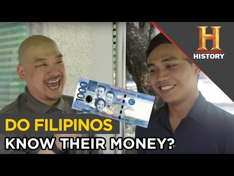 Do Filipinos Know their Money? | The History Hustle