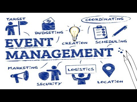 How a Successful Event is Organized by intelligence hard work and stress management.Animated Video:)