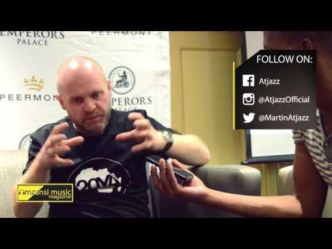 Atjazz Interview - Spring Fiesta 2016