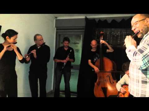 Rowland Sutherland Presents: Sextet - Improv One (LUME, London, 8-12-14)