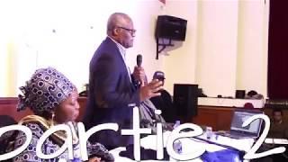 Meeting du candidat aux présidentielles du Cameroun Me Akere Muna à Nanterre 25 Février 2018 2 sur 2