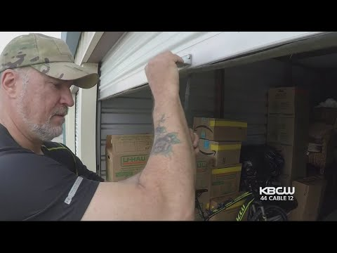 V Mornings - Gilroy Couple Donates All Their Home Items to Camp Fire Firefighters