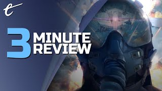 Project Wingman | Review in 3 Minutes (Video Game Video Review)