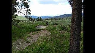 free camping spot Sawtooth Mountain Range idaho