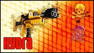 RDW | 130 Hydra mit Feuer + Rio Vergleich zu Hammerzerstampfer | Fortnite Rette Die Welt