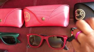 1a1ddd906f Designer sunglasses collection Gucci Versace Ray Ban