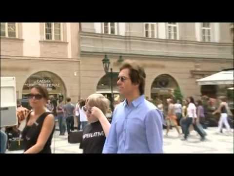 Roxette in the Czech Republic (Report on Prima, 5 June, 2011)