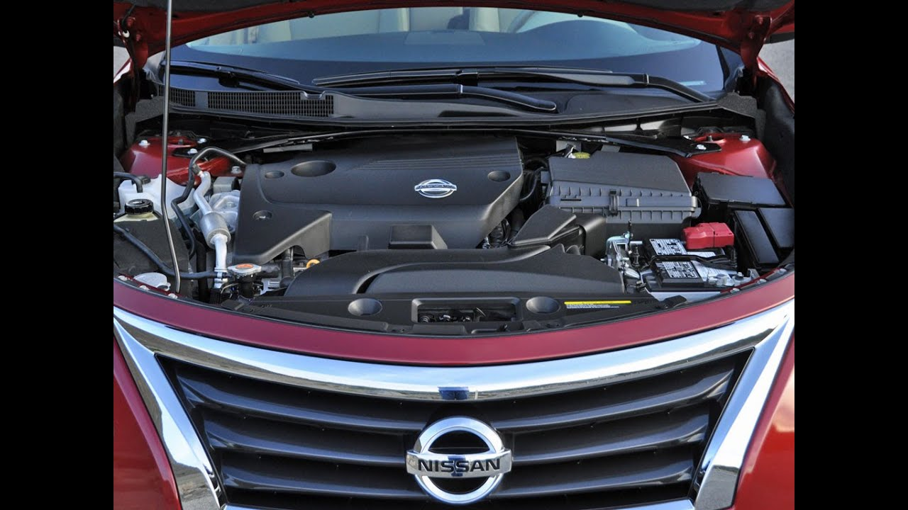 Nissan Altima Hood Latch Recall 2015 2014 2013 What You