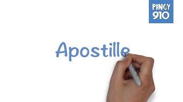 🇵🇭 새롭게 시행되는 공증제도 아포스티유 Apostille | 5분필리핀