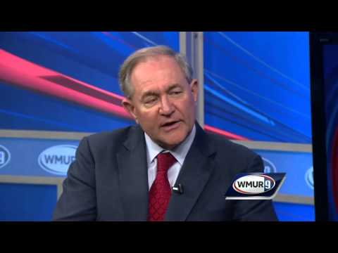 CloseUP: Former Virginia Gov. Jim Gilmore on potential 2016 run