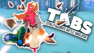 ТАКТИКА ЭС-ЭР-У ► Totally Accurate Battle Simulator #63