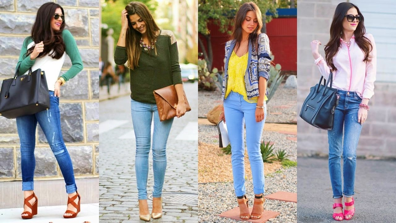 Jeans Para Y Hermosos Con Hermosa Lucir Outfits Sexy hQCotrxdsB