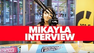 MIKAYLA INTERVIEW // Présentation De Son Single ''Plus Loin'' #PassesLeMoh