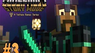 Minecraft Story Mode Episode 1 Ep#3