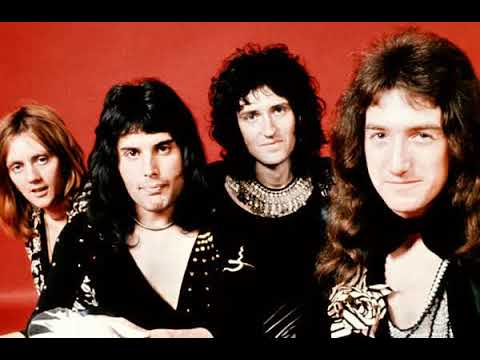Queen - Radio Interview From The 70s With All Four Band Members