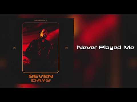 PARTYNEXTDOOR - Never Played Me Lyrics