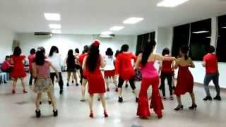 MY HEART WITHOUT HIM - Line Dance (Kim-Fundanzer (Malaysia)