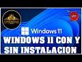 COMO PROBAR WINDOWS 11 SIN INSTALACION Y CON INSTALACION
