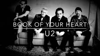 U2 - Book Of Your Heart.