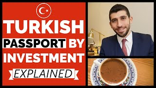 Turkish Citizenship by Investment 2019 - Passport, Real Estate Development Projects