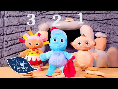 In The Night Garden - Iggle Piggle Is Counting! - Stop Motion Animation For Kids