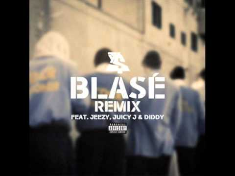 Ty Dolla $ign   Blasé Remix Ft  Jeezy, Juicy J & Diddy Offic