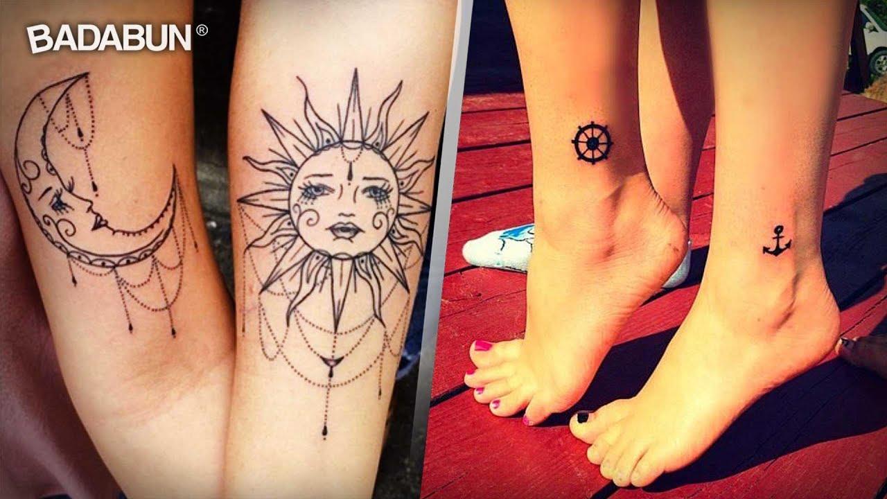 Tatuajes Para Hacerte Con Tu Mejor Amiga Youtube