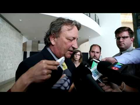 Eugene Melnyk comments on casino