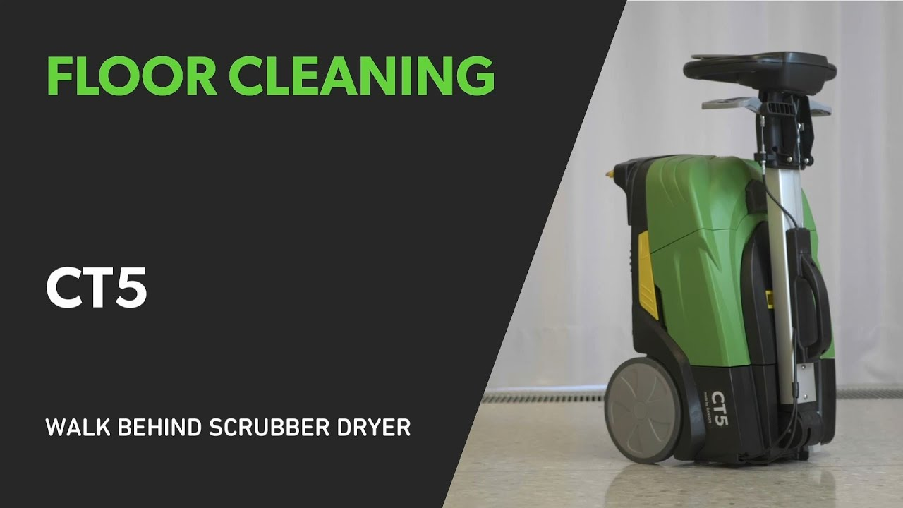 CT5: Floor Cleaning