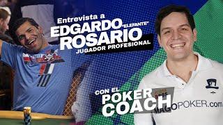 Entrevista a uno de los jugadores mas queridos en el poker de Puerto Rico