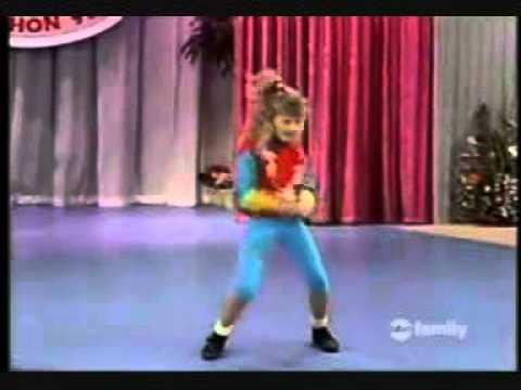 Stephanie Tanner Dance Remix