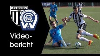 21. Spieltag: SC Düsseldorf-West - 1. FC Bocholt 1:1 (0:0)