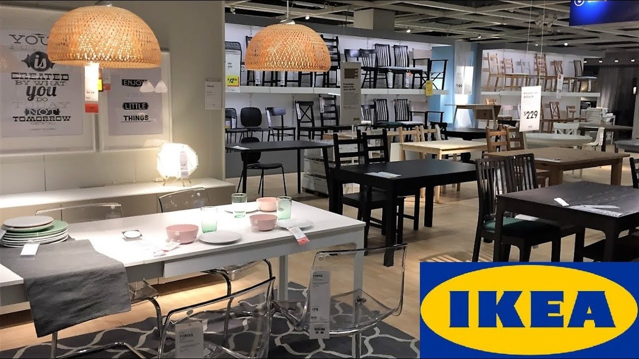 Ikea Dining Room Furniture Tables Chairs Home Decor Shop