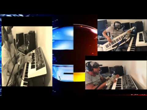 DAFT PUNK -ONE MORE TIME - ANDREW STEVENS COVER