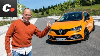 Renault Mégane R.S. 2018 | Prueba / Test / Review en español | coches.net