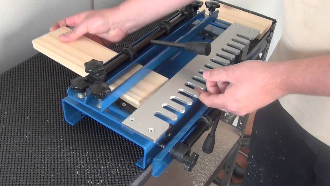 Mlcs Dovetail Jig Video