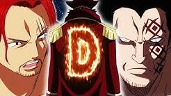 6 Gute THEORIEN zu Dem ''D.'' in One Piece