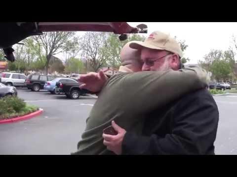 57 Chevy Bel Air Restoration - Dad's Birthday Surprise